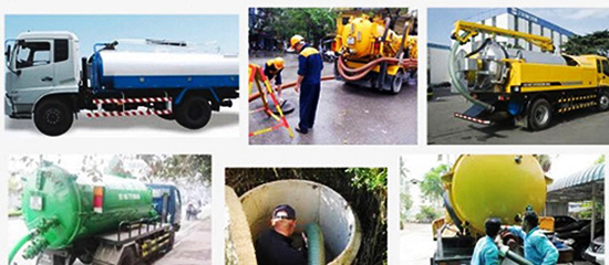 chuyên hút hầm cầu chuyên nghiệp Tân Thành