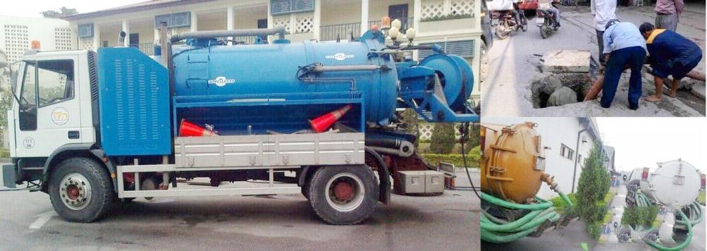 dịch vụ hút hầm cầu châu đức chất lượng