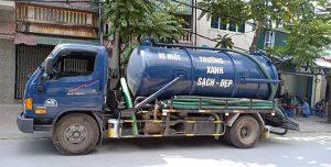 dịch vụ rút hầm cầu tại khu công nghiệp Đông Xuyên 6