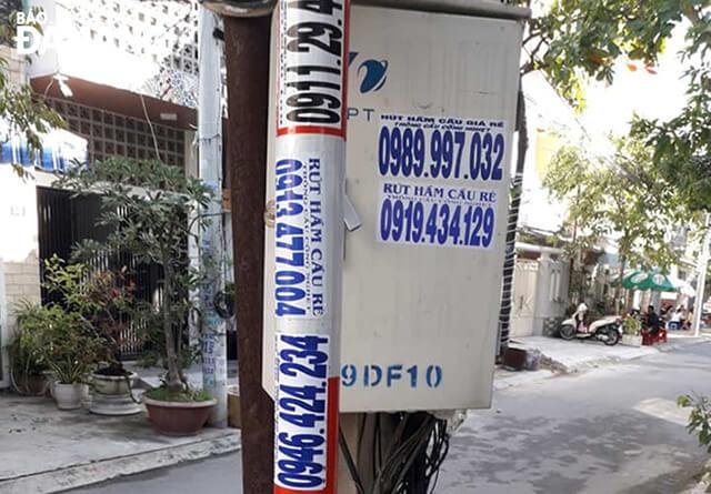 Dịch vụ thông tắc cống lừa đảo