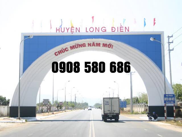Dịch vụ thông cống nghẹt tại Long Điền